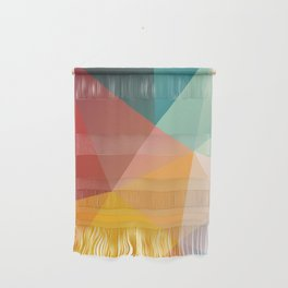 Geometric XXIX Wall Hanging