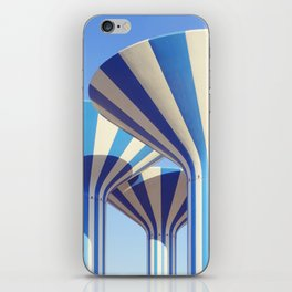 Kuwait Water Towers iPhone Skin
