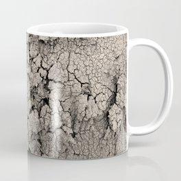 Cracked Earth Coffee Mug
