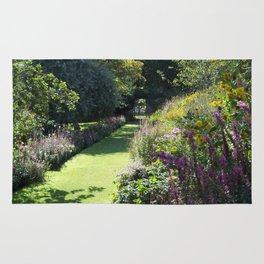 Scottish Garden Trail Rug