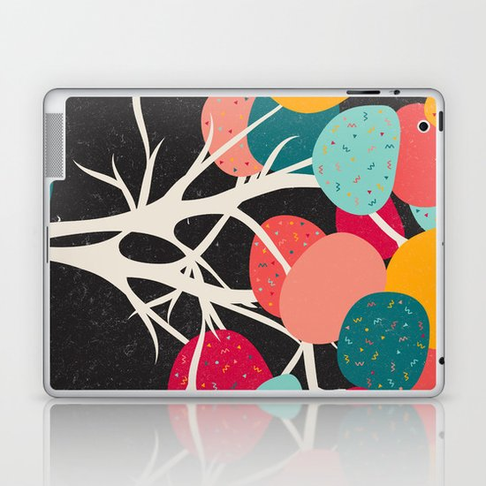 Lovely Tree Laptop & iPad Skin