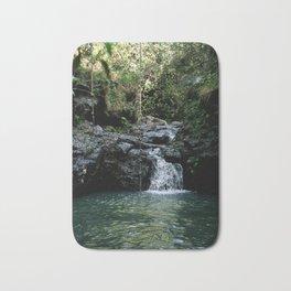 Hawaii Waterfall Bath Mat