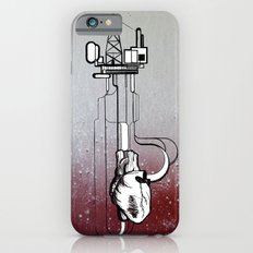 Rigged Heart - pumping nonesense iPhone 6s Slim Case