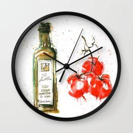 Cucina italiana Wall Clock