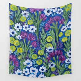 Growing Wilder Wall Tapestry