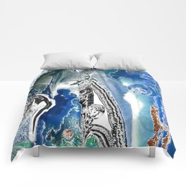 Cooling Off Comforters