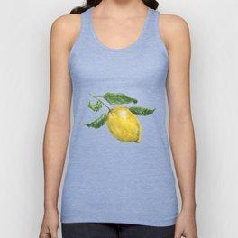 Lemon Unisex Tank Top