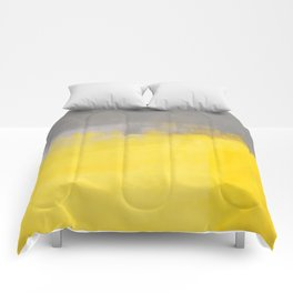 A Simple Abstract Comforters