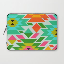 Ethnic with a tropical summer vibe Laptop Sleeve