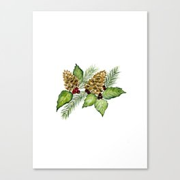 Pine For Me Canvas Print