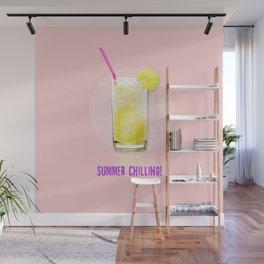 Summer Chilling! Wall Mural