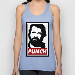 Punch Bud Unisex Tank Top