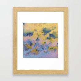 Cloud Dreams Framed Art Print
