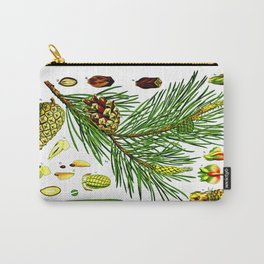 Pinus sylvestris Carry-All Pouch
