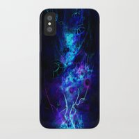 metroid iPhone & iPod Cases featuring Metroid: Phazon by FirebornForm