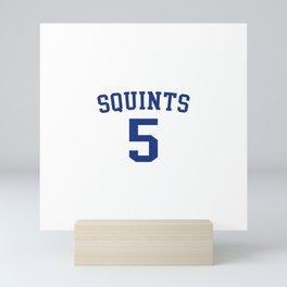 The Sandlot - Squints Jersey Mini Art Print