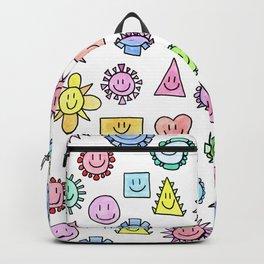 Happy happy happy Backpack