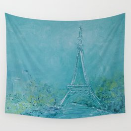 City of Love Wall Tapestry
