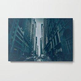 Urban Decadence Metal Print