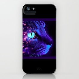 Hunter of the Night iPhone Case