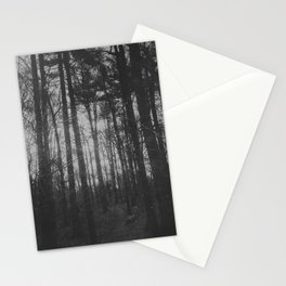 Ominous Forest Stationery Cards