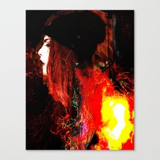 Out of the Fire Canvas Print