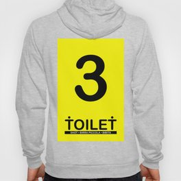 TOILET CLUB #3 Hoody