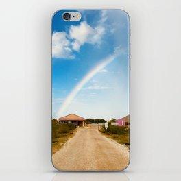 Caribbean Rainbow iPhone Skin