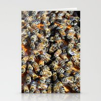 minions Stationery Cards featuring Hive of Activity by Shawn Kelvin