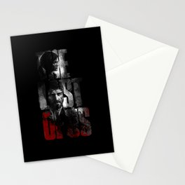 The Last of Us - black blood edition Stationery Cards