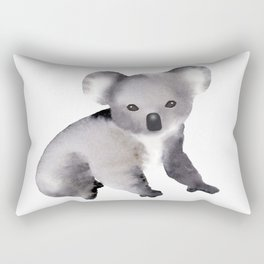 Cute Koala - Australian Animal Rectangular Pillow