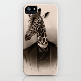 Uncle Gerald iPhone Case