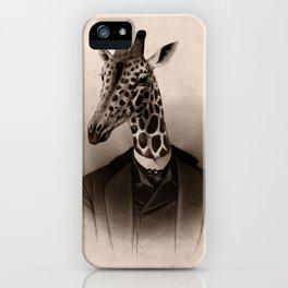 Uncle Gerald iPhone Case