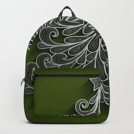 Abstract Christmas tree Backpack