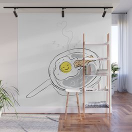 5 Minutes More  Wall Mural