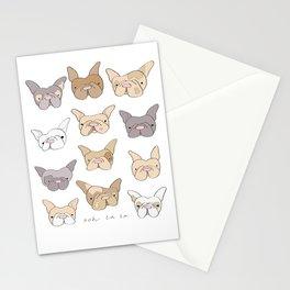 """Ooh La La"" Stationery Cards"