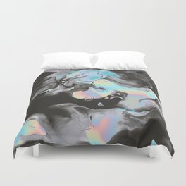 ISN'T IT BORING WHEN I TALK ABOUT MY DREAMS ? Duvet Cover