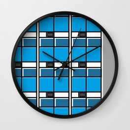 Edificio EASO -Detail- Wall Clock