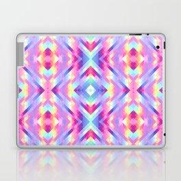 Geometric pastel Laptop & iPad Skin