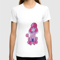poodle T-shirts featuring poodle by K.ForstnerArt