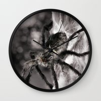 creepy Wall Clocks featuring Creepy! by IowaShots
