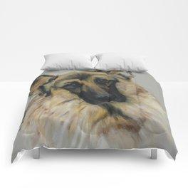 German shepard Comforters
