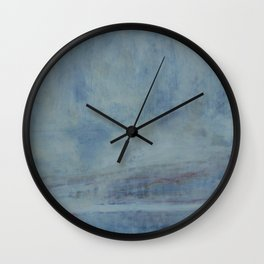 Enchanted white Wall Clock