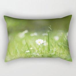 Flora calling Rectangular Pillow