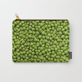 Green Peas Texture No1 Carry-All Pouch