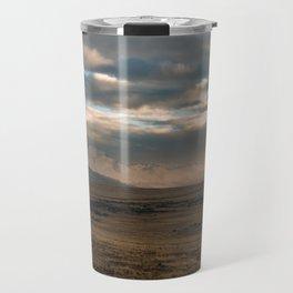 Antelope Island Travel Mug