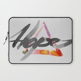 #hope Laptop Sleeve
