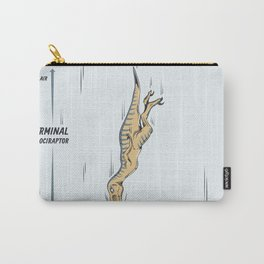 Terminal Velociraptor Carry-All Pouch