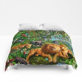 JUNGLE XL Comforters
