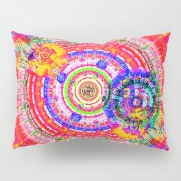 Fractal Kaleidescope Pillow Sham